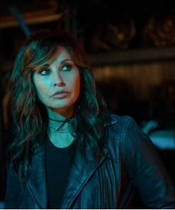 gina-gershon-riverdale-leather-jacket