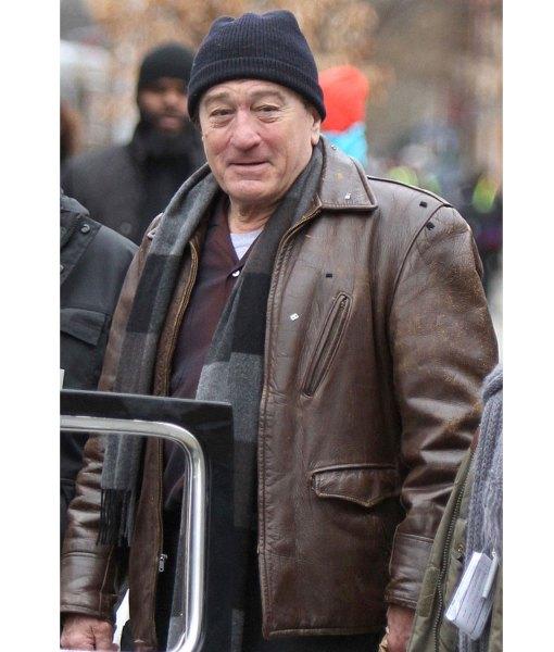 the-irishman-frank-sheeran-brown-jacket