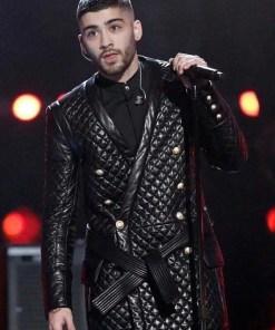 zayn-malik-black-quilted-leather-jacket