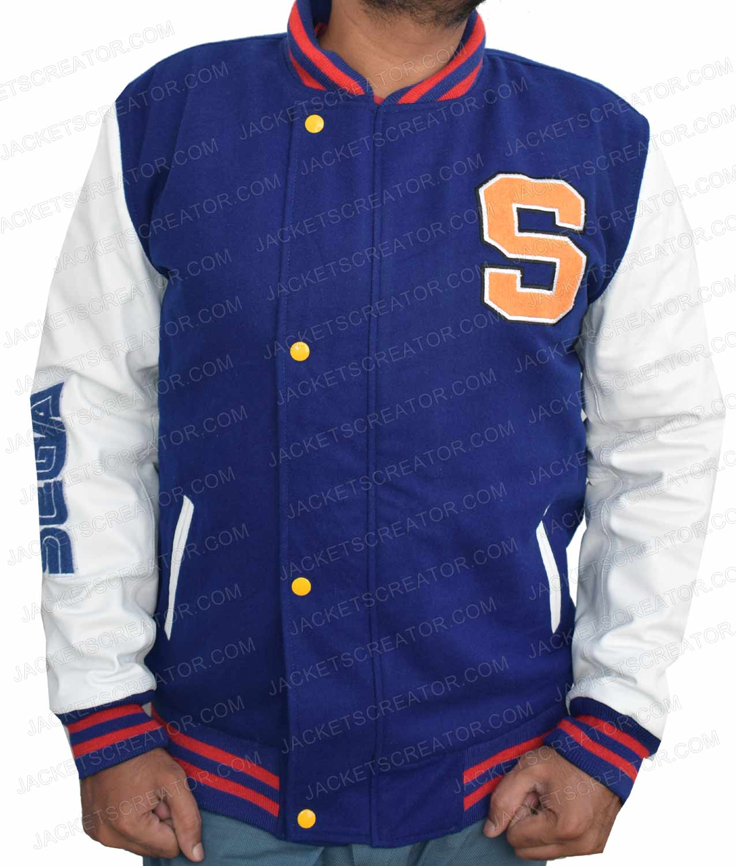 Varsity Letterman Sonic The Hedgehog Jacket Jackets Creator