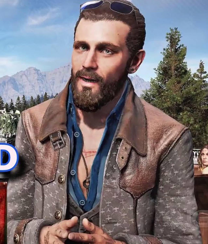 Far Cry 5 John Seed Jacket Coat Jackets Creator