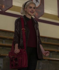 sabrina-spellman-leather-jacket