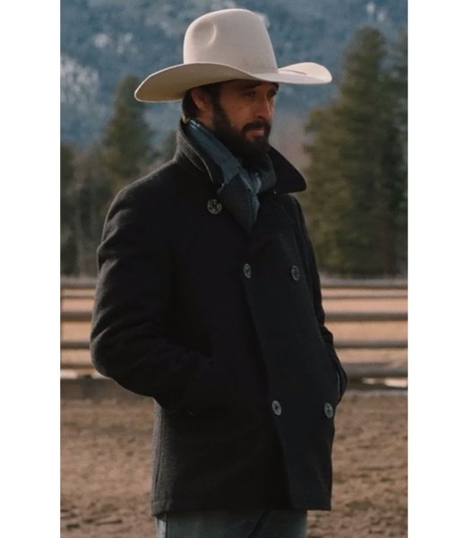 ryan-bingham-yellowstone-coat