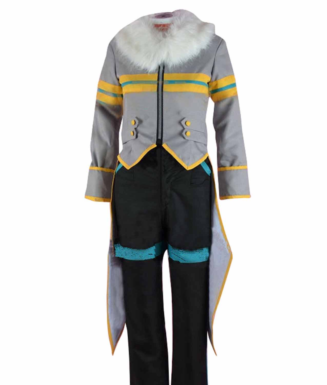 Sonic The Hedgehog Silver The Hedgehog Coat Jackets Creator
