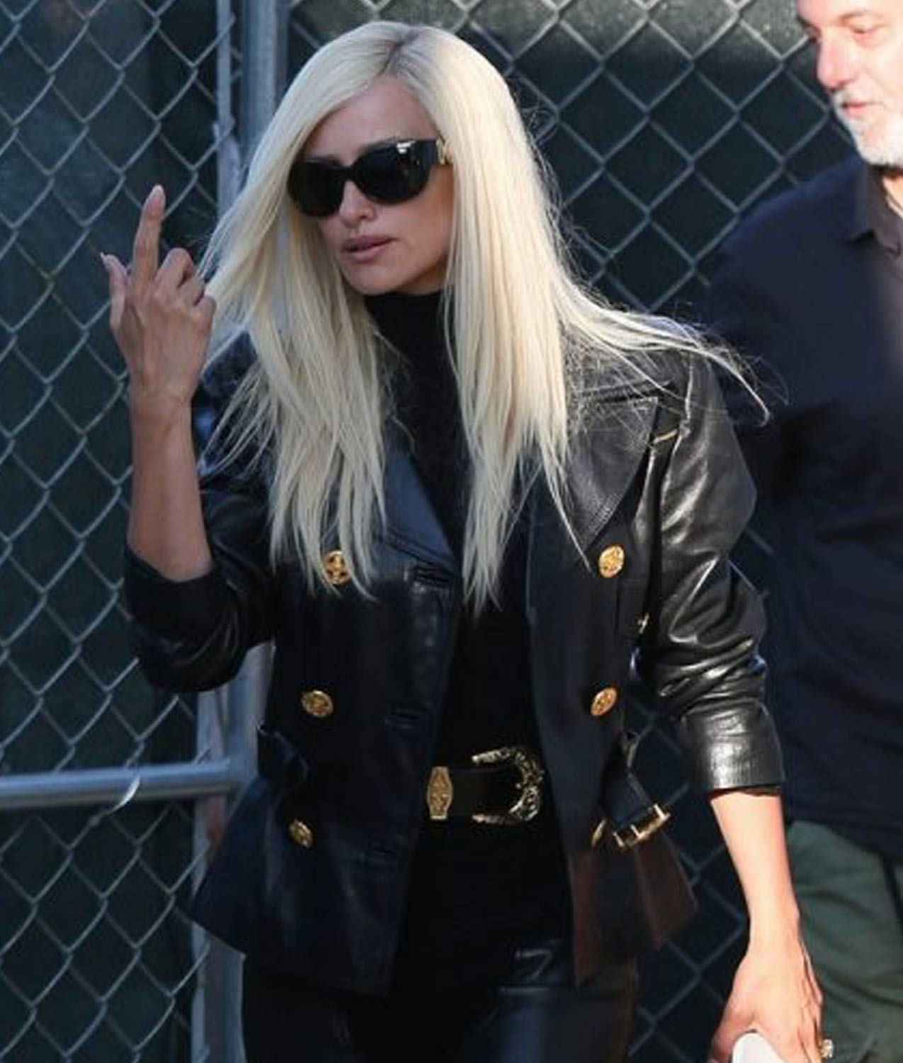 American Crime Story Double Breasted Donatella Versace