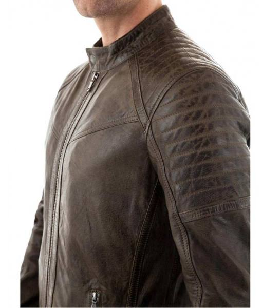 mens-snap-tab-collar-waxed-brown-leather-quilted-shoulder-jacket