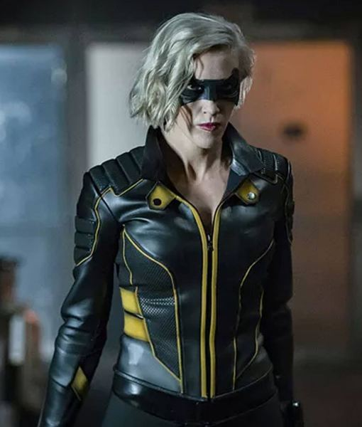 arrow-season-08-black-canary-leather-jacket
