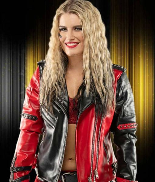 wwe-toni-storm-leather-jacket