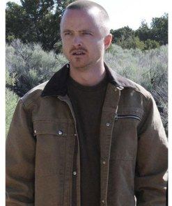 jesse-pinkman-brown-cotton-jacket
