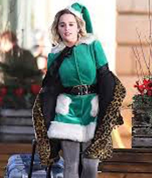 emilia-clarke-last-christmas-kate-green-jacket