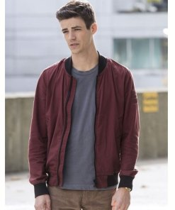 barry-allen-burgundy-jacket