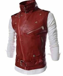 slim-fit-red-vest