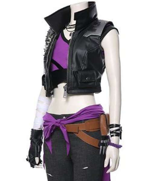 amara-borderlands-3-black-leather-vest