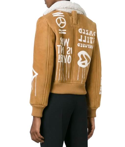 gigi-hadid-bomber-suede-jacket