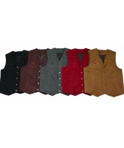 western-wool-vest