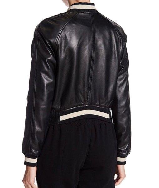 willa-fitzgerald-dare-me-leather-jacket