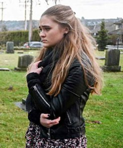 a-million-little-things-sophie-dixon-leather-jacket