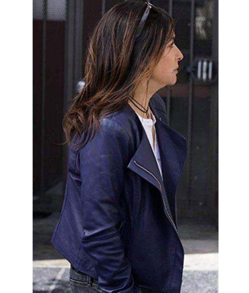 better-things-sam-fox-blue-leather-jacket
