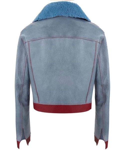 zoe-chao-love-life-sara-yang-leather-jacket