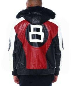 robert-phillipe-8-ball-leather-jacket-with-hood
