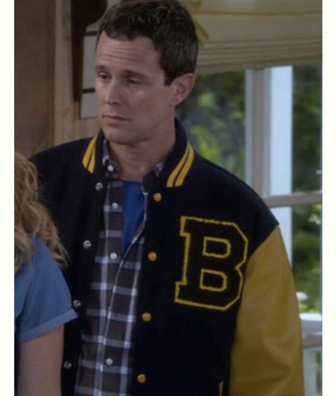 Scott Weinger Fuller House Steve Hale Letterman Jacket Jackets Creator