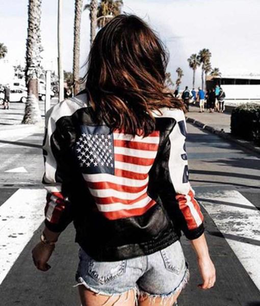 selena-gomez-american-flag-jacket