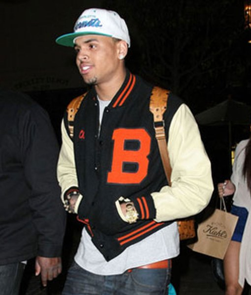 chris-brown-letterman-varsity-jacket