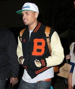 chris-brown-letterman-varsity-jacket