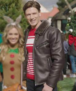 a-very-charming-christmas-town-sawyer-larsen-leather-jacket