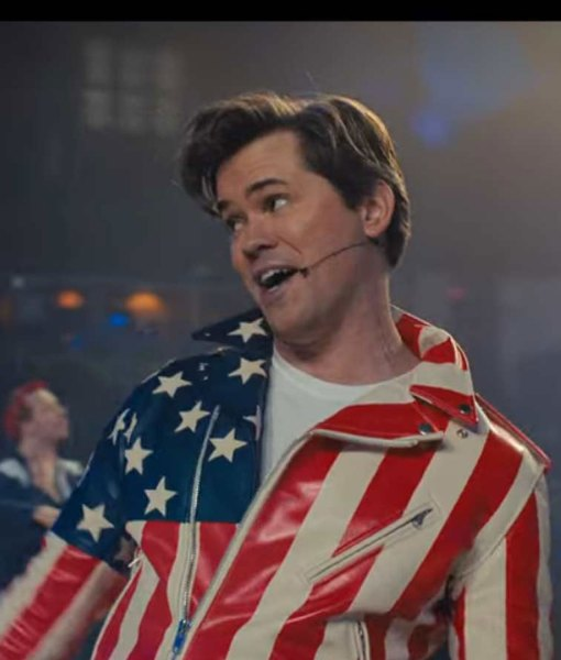 the-prom-american-flag-barry-glickman-leather-jacket