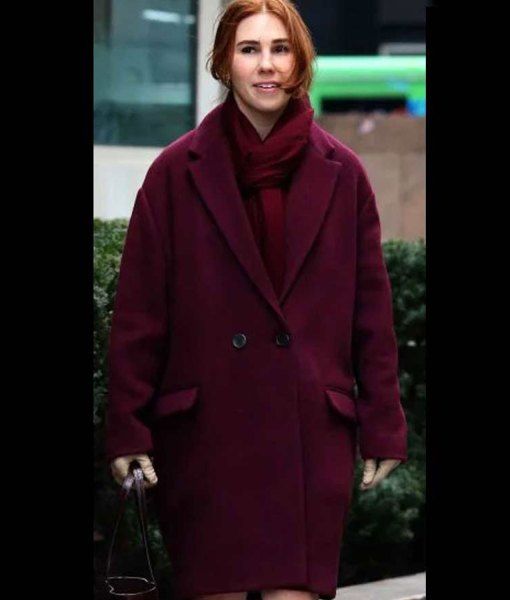 zosia-mamet-the-flight-attendant-annie-coat