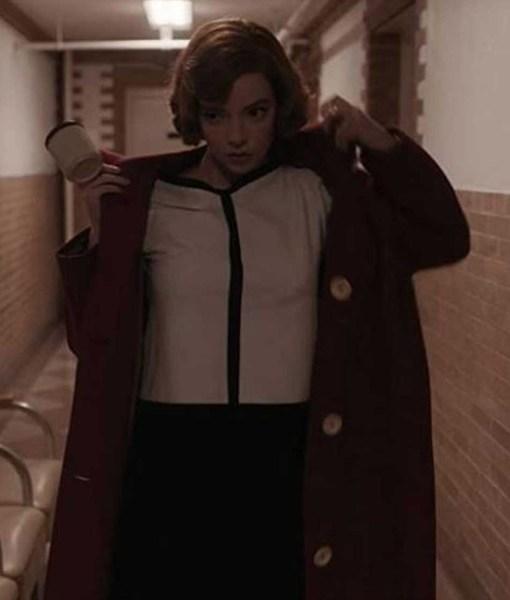 beth-harmon-the-queens-gambit-red-coat