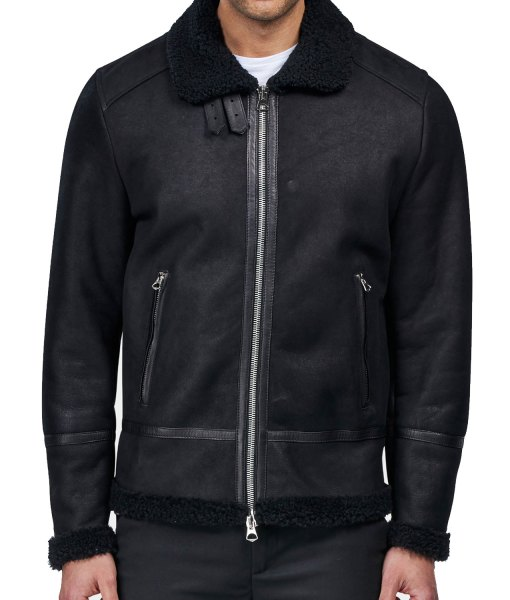 merano-black-shearling-jacket