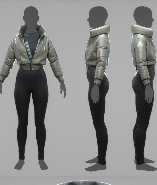 cyberpunk-okami-bomber-leather-jacket