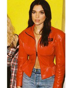 dua-lipa-fever-leather-jacket