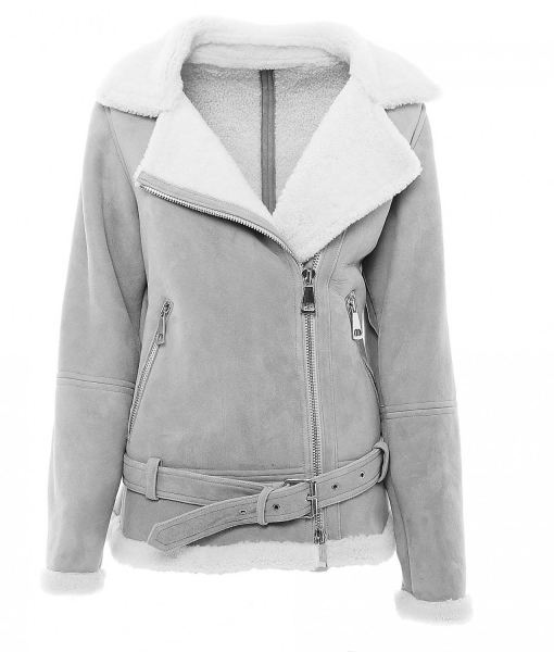 womens-grey-suede-shearling-jacket
