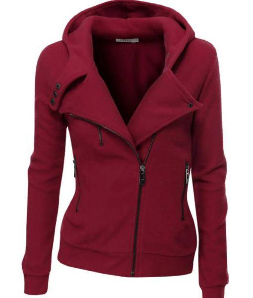 womens-wool-burgundy-jacket