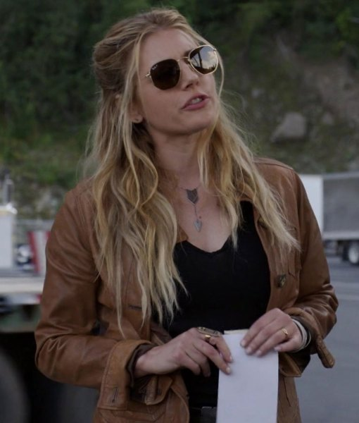big-sky-katheryn-winnick-brown-jacket