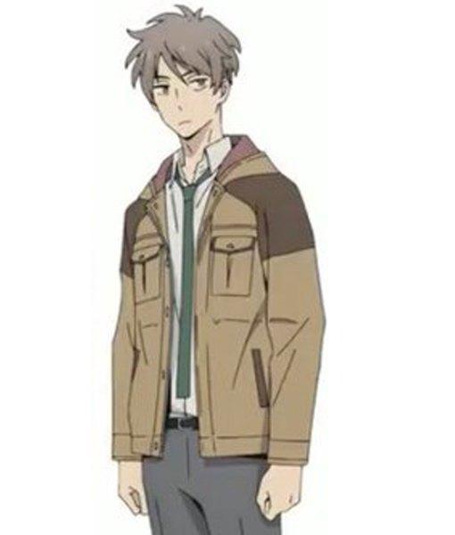 haru-kato-fugou-keiji-balance-brown-jacket