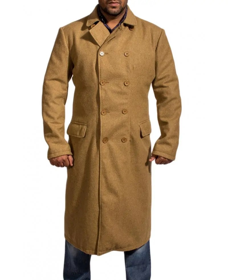 Froth Wool Peacock Coat – Jackets Maker