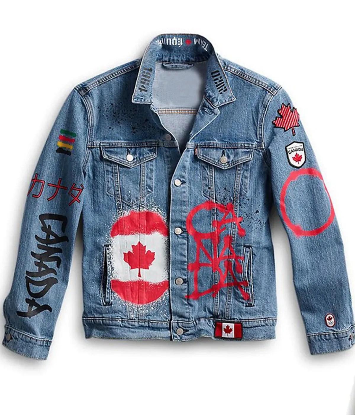 canada-olympic-denim-jacket