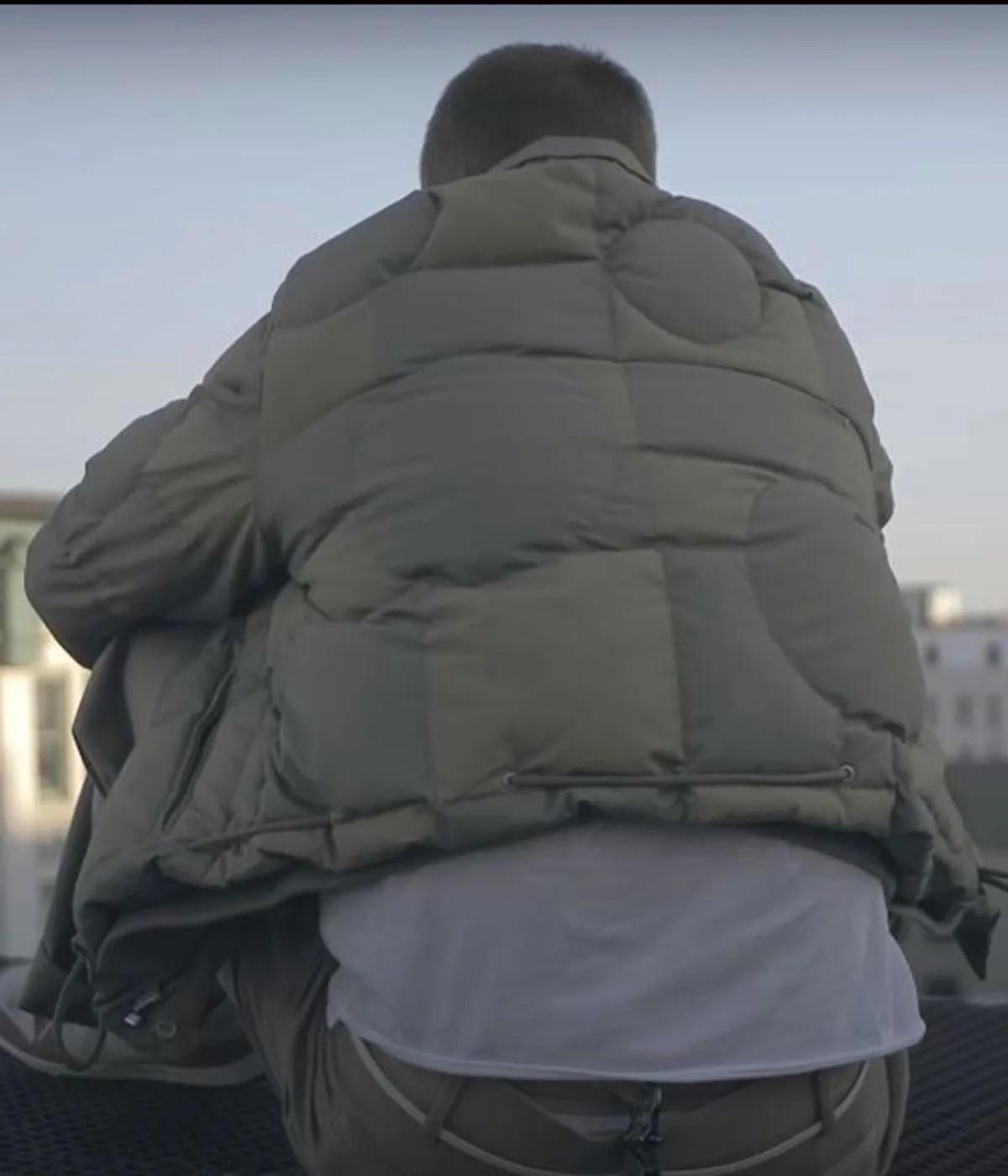 justin-bieber-grey-puffer-jacket