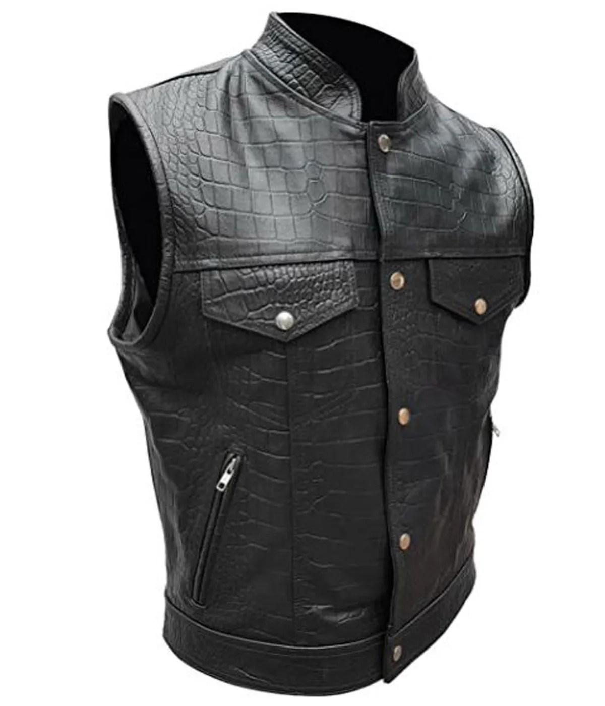 mens-motorcycle-alligator-vest