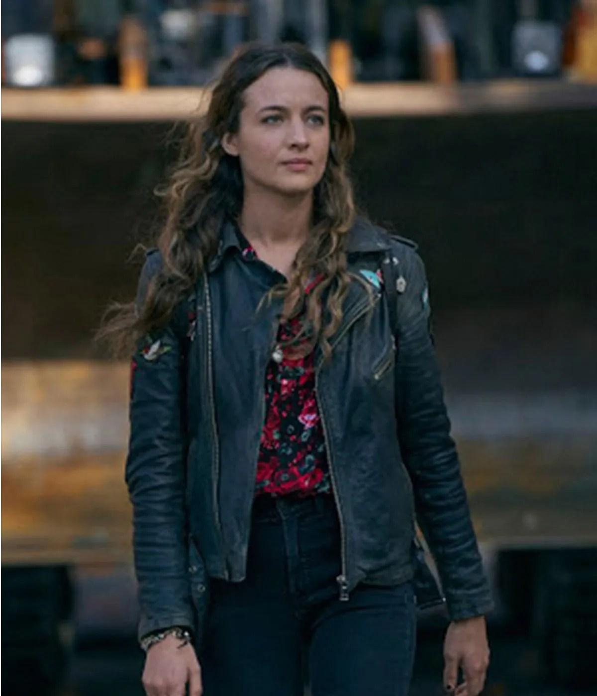 sarah-cooper-leather-jacket