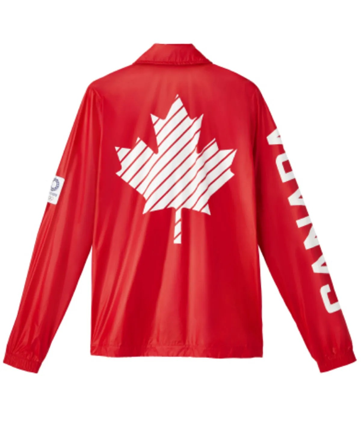 the-olympic-canada-red-printed-jacket