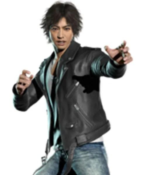 lost-judgment-takayuki-yagami-black-leather-jacket