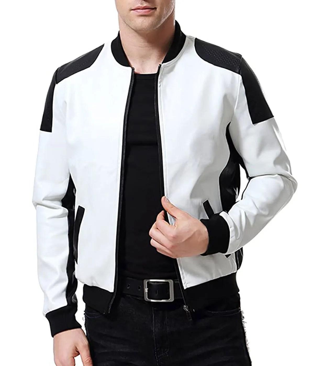 mens-biker-black-and-white-jacket
