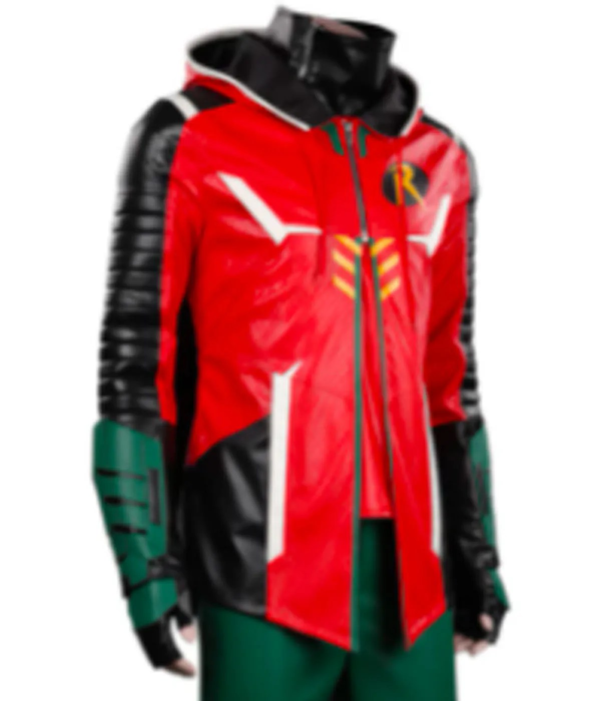 robin-gotham-knights-leather-jacket