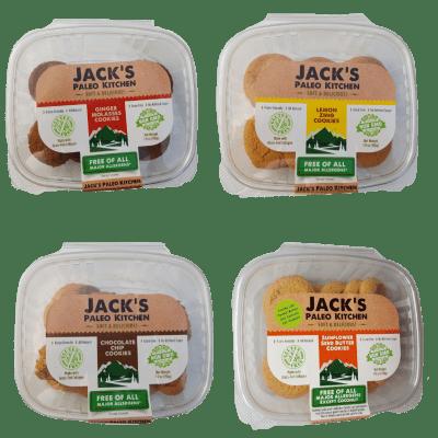 Nut-Free Paleo Cookies