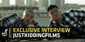 JustKiddingFilms Jackfroot.com Interview